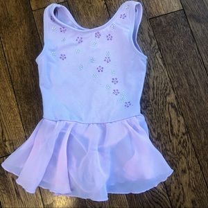 Girls 4T dance Outfit
